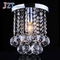 Z Best Price Mini Modern Chandelier Rain Drop Lighting K9 Crystal Ball Fixture Pendant Ceiling Lamp