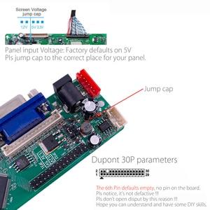 Image 4 - 5 Osd Games RR83.03D Universele Lcd Tv Controller Driver Board Tv/Av/Pc/Hdmi/Usb/game + 7KEY + 2ch 8bit 30Pins Lvds + 4 Lamp Ccfl Back