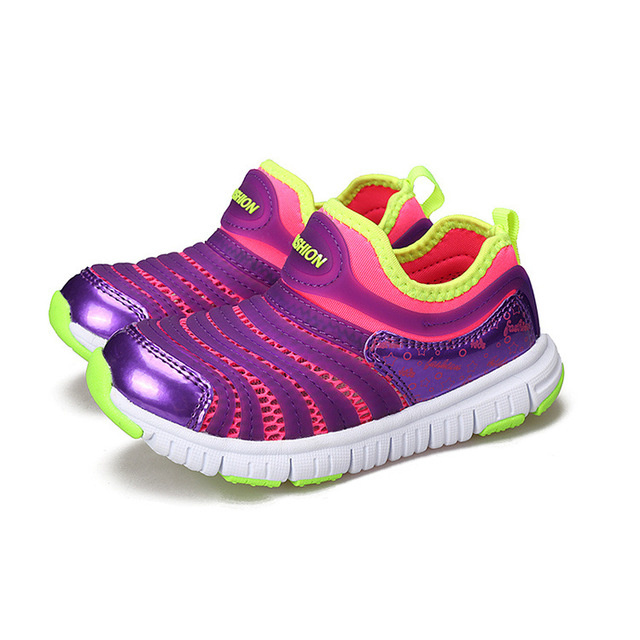 New Design Children sports shoes boys and girls air cushion shoes  comfortable kids sneakers child running