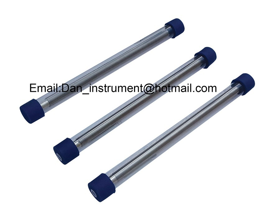 High quality stainless steel Wire bar coater, Wire bar applicator , Wire rod coater with handholder 0 8mm 304 stainless steel wire bright surface diy materialhard steel wire cold rolled