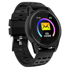 Touch screen smart watch R13PRO blood pressure heart rate sleep monitoring step IP67 information reminder bracelet