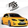 Авто наклейки кузова наклейка MS Mazdaspeed Motorspeed для Mazda 2 Mazda 3 Mazda 5 Mazda 6