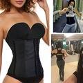 Air Hole Latex Waist Trainer Steel Bone Waist Trainer Corsets For Women Plus Size Workout Waist Trainer