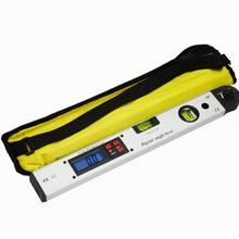 20 шт. 400 мм Цифровой дисплей Угловой датчик 0-225 градусов Инфракрасный транспортиры электронный лазерный уровень инклинометр