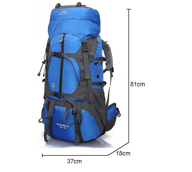 Caminhadas Mochila saco de Desporto Ao Ar Livre À Prova D' Água