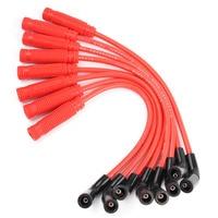 10.2 mm Spark Plug Wires Set for CHEVY GMC TRUCK 4.8 5.3 6.0 VORTEC ENGIN 88