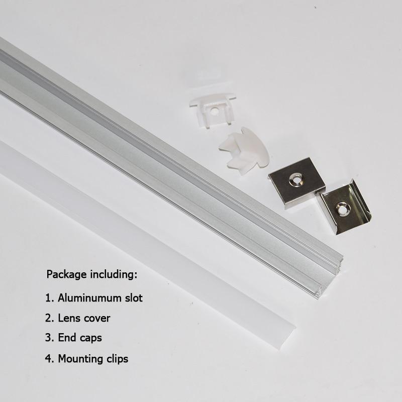 Berühmt Led Lichtleiste Installation Ideen - Elektrische Schaltplan ...