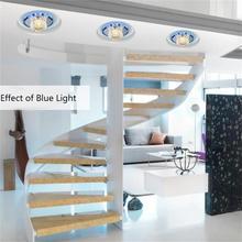 3 Watt 5 Kristall Led Deckenleuchte Lampe 220 V Restaurant Wohnzimmer Lamparas Moderne Dimmbare Beleuchtung Fr Home
