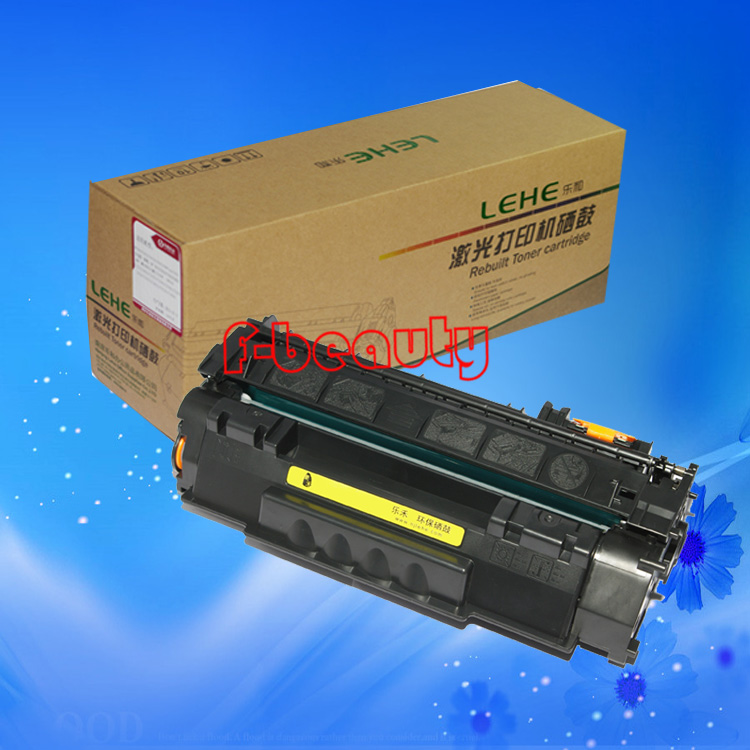 Toner Cartridge Compatible For HP7553A 7553A 53A P2014N P2015D M2727NF 2014 2015
