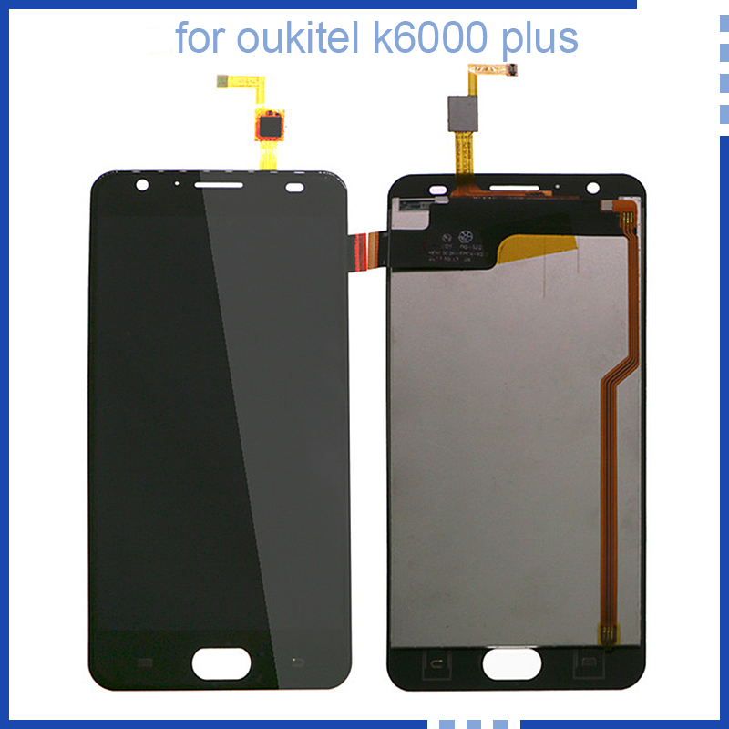 For Oukitel K6000 Plus LCD Display Touch Screen Mobile Phone Parts For Oukitel k6000Plus Screen LCD Display