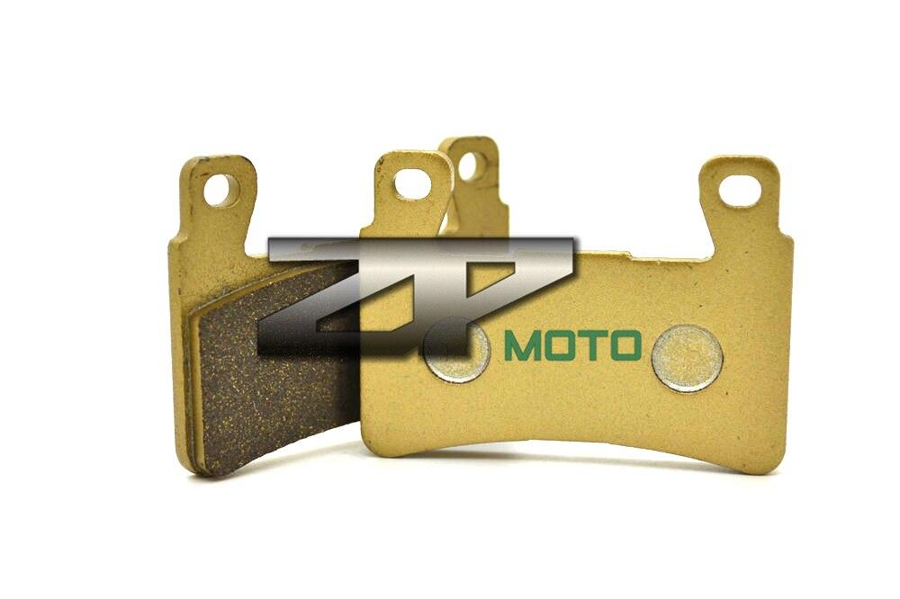Brake Pads Organic Kevlar For CBR 929 RR 2000-2001 CBR 954 RR 2002-2003 VTR 1000 2000-2006 Front OEM New High Quality motorcycle brake pads ceramic composite for triumph 800 tiger 2011 2014 front rear oem new high quality zpmoto