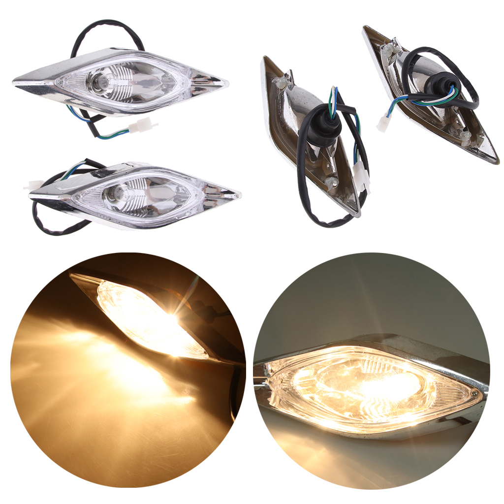 Atv,rv,boat & Other Vehicle Orderly Atv Quad Front Head Lights Lamp Headlight For Chinese 110cc 125cc 200cc High Class Quality And Very Durable Atv Parts & Accessories
