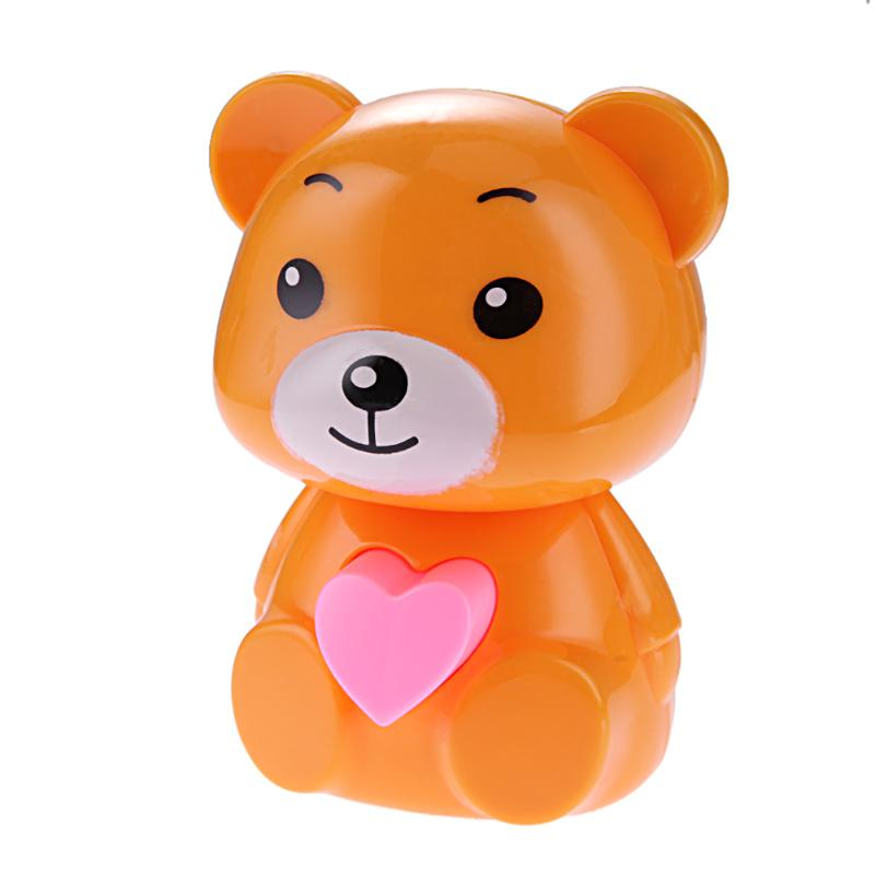 New Pretend Playing DIY Music Bear 3 Layer 1:1 Simulation Fruit Cake Pretend Play Toy Kids Birthday Preferred Gifts