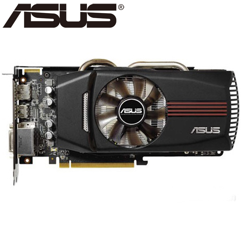 цена на ASUS Graphics Card Original HD6850 1GB 256Bit GDDR5 Video Cards for ATI Radeon HD 6850 Used VGA Cards HDMI DVI On Sale