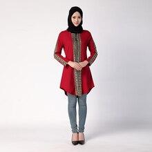 2018 new Muslim women's garment  islamic clothing Arabian Islamic Dubai Garment Muslim women traditional national clothing