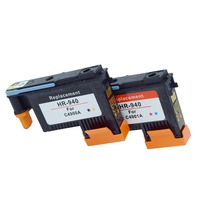 Free Shipping 1 Set C4900A C4901A 2pk For Hp940 Print Head For HP 940 Printhead For