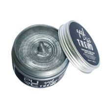 Disposable Hair Cream Universal Men Styling Pomade Compact Stained Hair Styling Wax Men Styling Products Hot Selling
