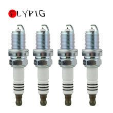 4 Iridium IX Spark Plugs Set > 5464 BKR5EIX-11 D25