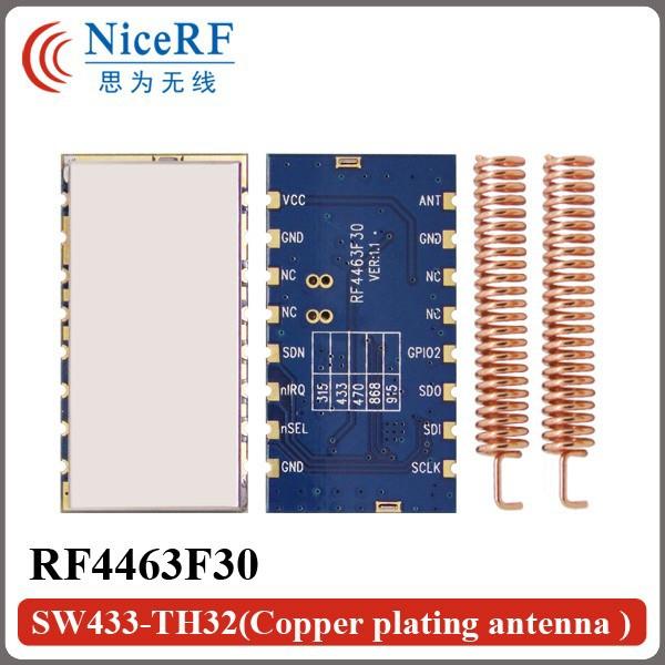 RF4463F30+SW433-TH32