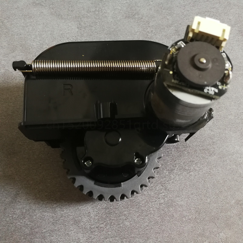 Original right wheel robot vacuum cleaner Parts accessories for ilife V3+ V5 V3 X5 V5s robot Vacuum Cleaner wheels motors ilife original adaptor v5 robot vacuum cleaner parts