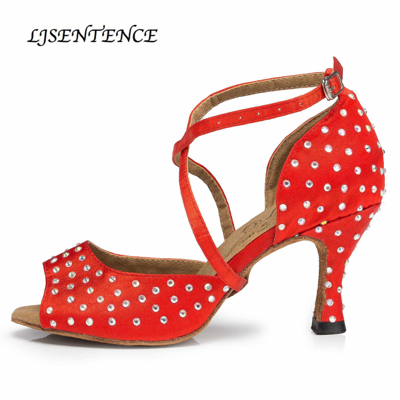 latin salsa bachata kizomba ballroom dancing shoes