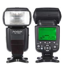 Andoer AD-980II i-TTL HSS 1/8000s Master Slave GN58 Flash Speedlite for Nikon D7200 D7100 D7000 D5200 D5100 etc DSLR Camera
