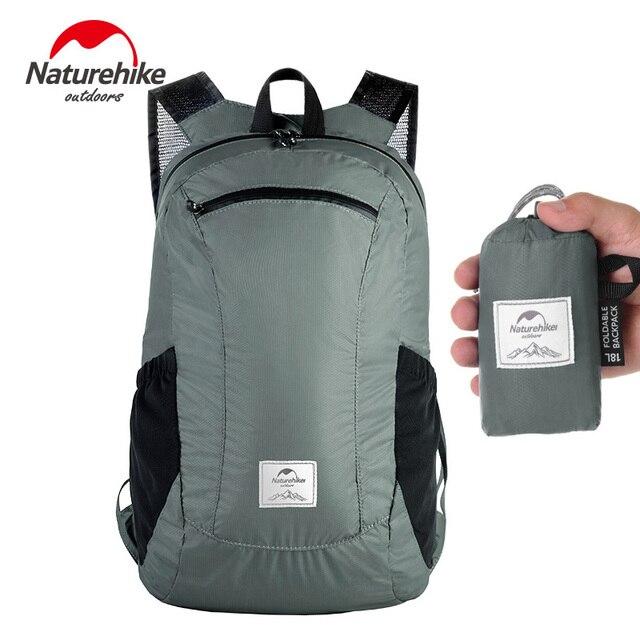 Naturehike Unisex Outdoor Camping Sports Bags 30D Nylon Waterproof ...