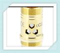 5 pçs/lote Vaporesso Cerâmica cCELL SS316 Bobina de Substituição disponíveis resistência kanthal NI200 0.9 ohm 0.5 ohm e 316 ohm 0.6