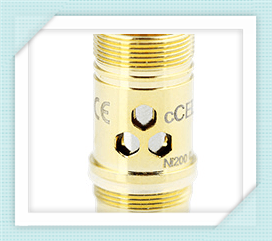 5pcs lot Vaporesso Ceramic cCELL Replacement Coil available resistance NI200 kanthal 0 9 ohm SS316 0