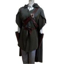 Hobbit Lord Of The Rings Legolas Cosplay Costume