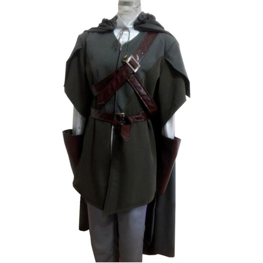 2019 Hobbit Lord Of The Rings Legolas Cosplay Costume-in ...