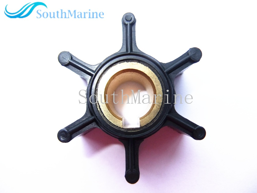 387361 763735 18-3090 Outboard Parts Impeller for Johnson Evinrude OMC BRP 2HP 4HP 6HP Boat Motor