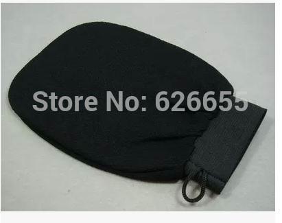 Free shipping 50pcs lot morocco hammam scrub mitt magic peeling glove exfoliating bath glove tan removal