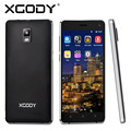 Xgody 5.0 Inches Smartphone RAM 1GB ROM 8GB Quad Core With 8MP Camera 4G LTE Android Smartphones