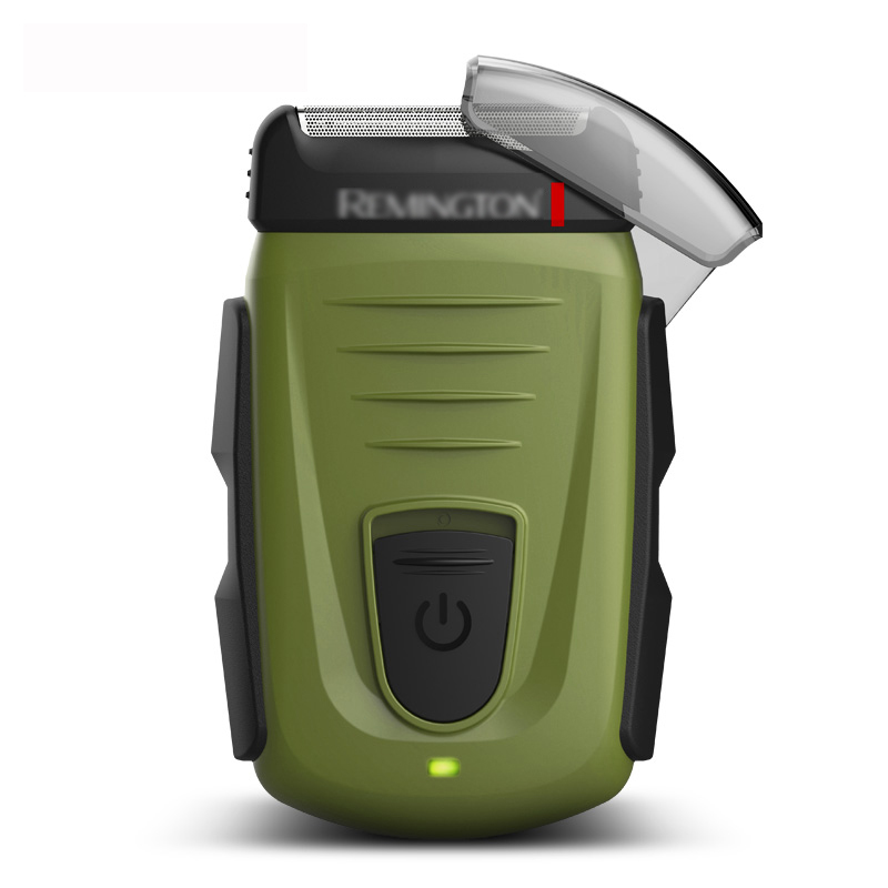 ZA04 Camo hommes rasoir électrique alternatif rasoir double lame 100-240 V durable 80 Minutes Ultra-durable entièrement lavable en Machine
