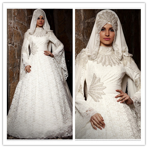 Aliexpress.com : Buy Modern Saudi Arabia Lace Muslim ...