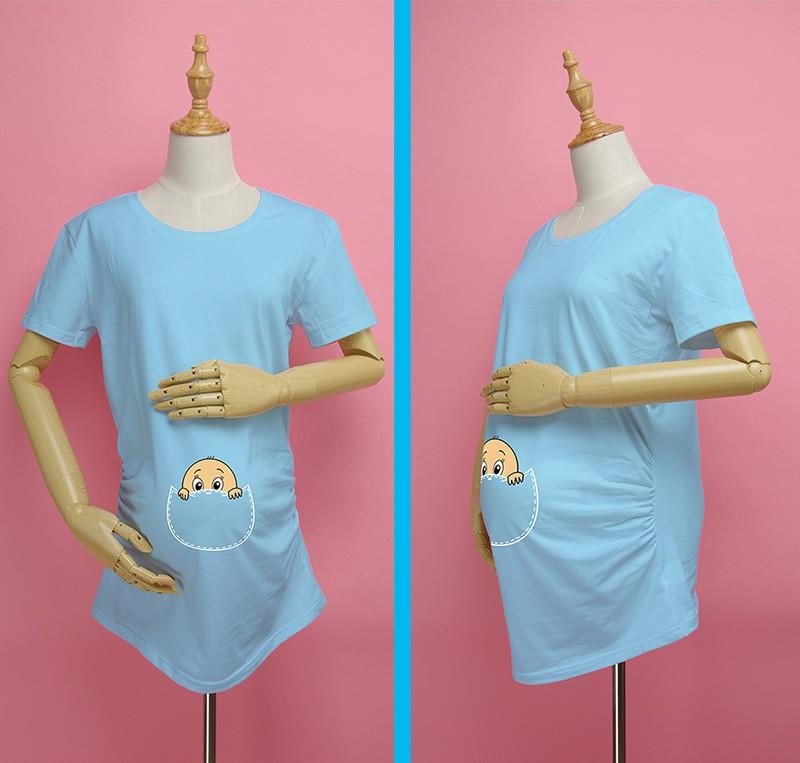 funny maternity tops (25)