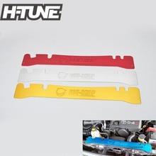 H-Мелодия Алюминий полированная радиатора охлаждения воздуха утечки пластины для hilux vigo SR SR5 MK5 2005-2012
