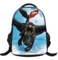 Мультфильм Как Приручить Дракона школьные сумки для мальчиков 16 дюймов дети рюкзаки детский сад книга сумка девушки mochila эсколар