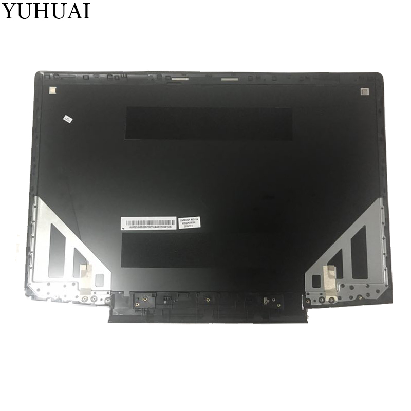 New LCD top cover case For Lenovo Y700-17ISK Y700-17 LCD Back Cover Black new for asus gl502 gl502vm gl502vs gl502vy gl502vt gl502vs ds71 gl502vm ds74 lcd back cover top case a shell black silver