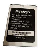 Pour Prestigio PSP3471 DUO batterie PSP 3471 Wize Q3 batterie nouveau 2000 mAh remplacement de téléphone Mobile