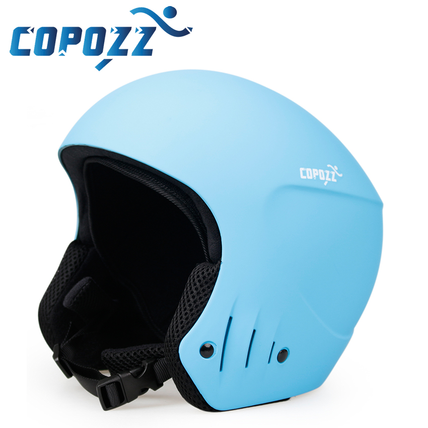 New Copozz font b Ski b font helmet Ultralight and Integrally molded Breathable Snowboard helmet men