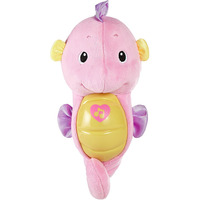 Soothe And Glow Seahorse Blue And Pink Play Music Lullabies Ocean Soothing Sounds Cuddly Soothe Glow