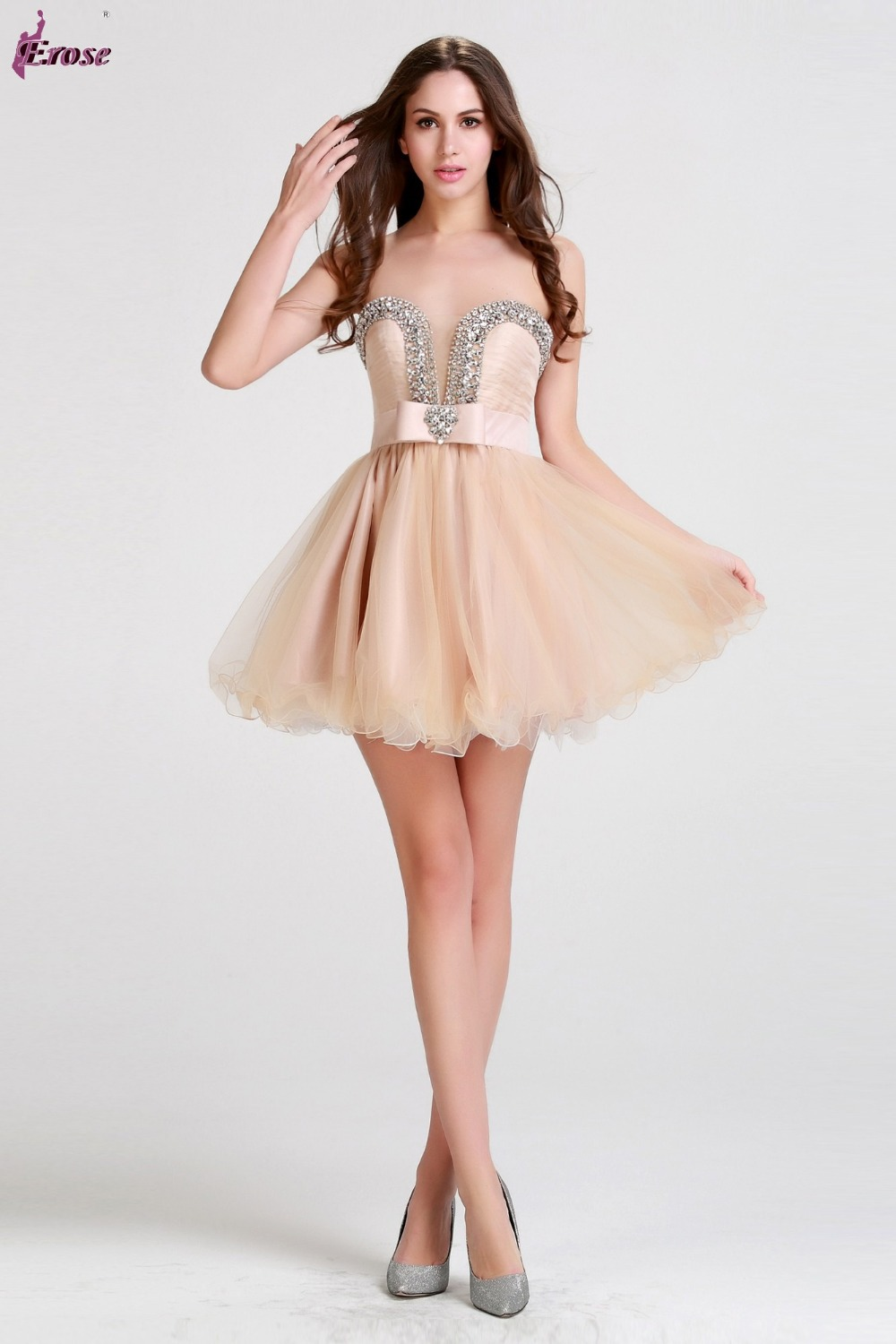 Short Puffy Cocktail Dresses   Dress images