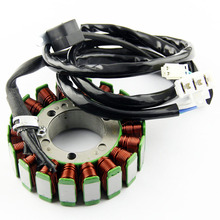 Motorcycle Ignition Magneto Stator Coil for YAMAHA XP500 TMAX 500 4B5-81410-00 Manual Magneto Engine Stator Generator Coil gasoline generator accessories mz360 ef6600 185f manual magneto flywheel