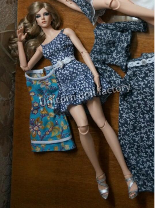 Raffine 1/4 punten bjd pop meisje elegant elegantie-in Poppen van Speelgoed & Hobbies op  Groep 3