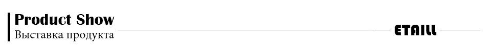 Etaill 2018 pequena aleta couro patente do