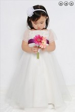free shipping flower girl dresses for weddings 2013 plum dress first communion perfect angels pageant girls white