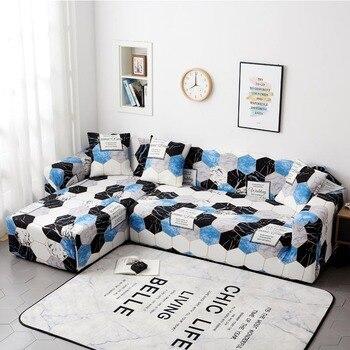 2 piece l shaped sofa cover stretch