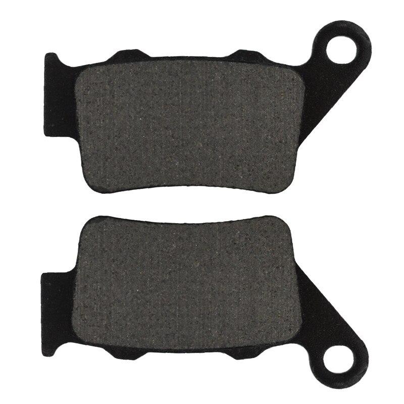 все цены на  Motorcycle Brake Pads Rear Disks For Yamaha XT 660 R/ XT 660 X Supermoto (04-16) XT660  XT660R XT660X  онлайн